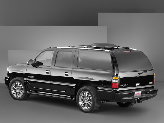 GMC Yukon XL Denali Limited Edition Concept (2004)