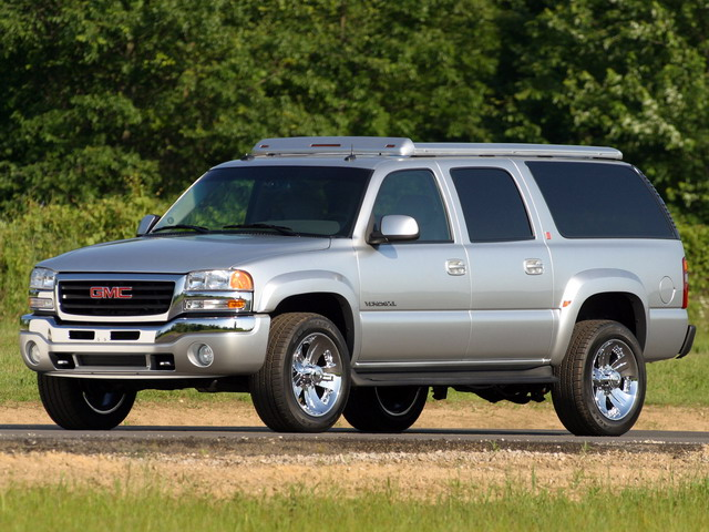 GMC Yukon XL Outdoor Living Pro Concept (2004)