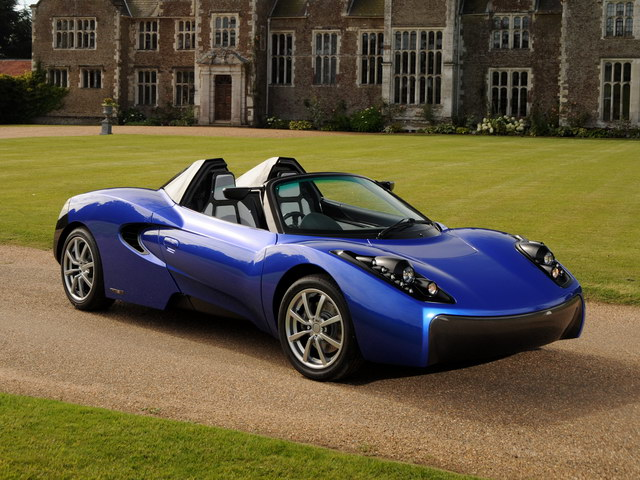 Gordon Murray Design Teewave AR.1 Concept (2011)
