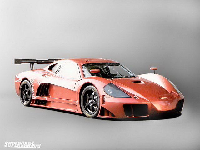 Hispano-Suiza HS21-GTS Concept (2002)
