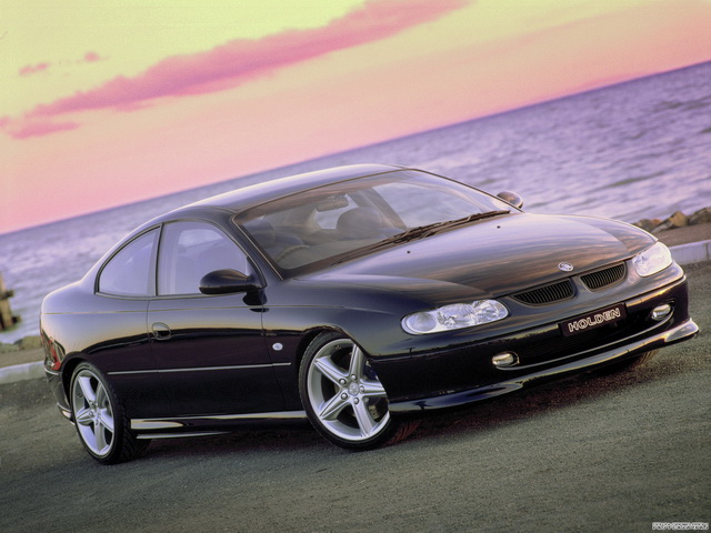 Holden Coupe Concept (1998)