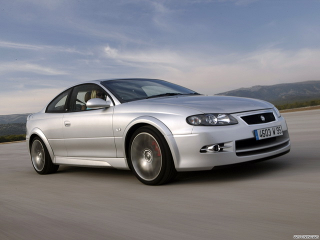 Holden HSV Coupe 4 Concept (2004)