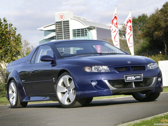 Holden HSV Maloo Concept (2001)