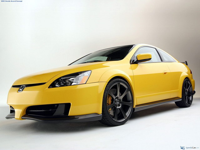 Honda Accord Coupe Concept (2003)