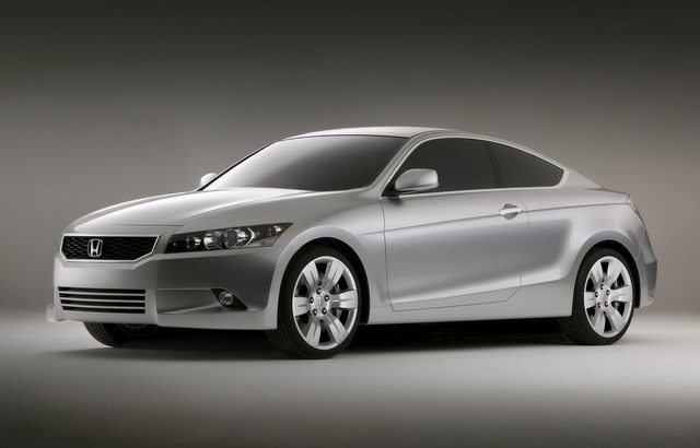 Honda Accord Coupe Concept (2007)