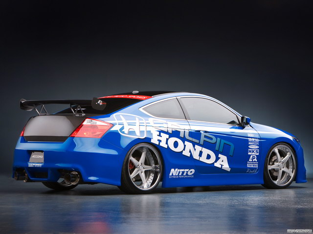 Honda Accord Coupe Galpin Concept (2008)
