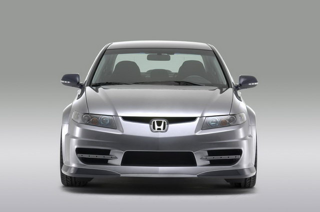 Honda Accord SSM Concept (2003)