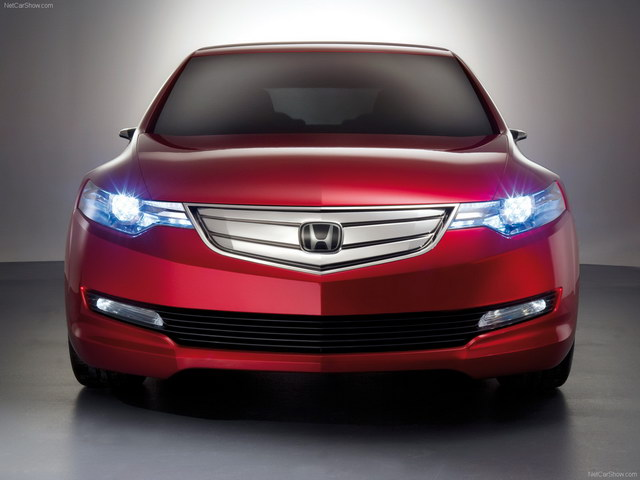 Honda Accord Tourer Concept (2007)