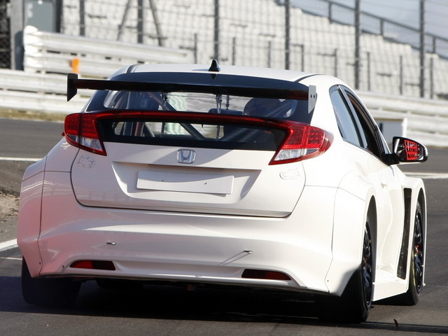 Honda Civic BTCC Prototype (2012)
