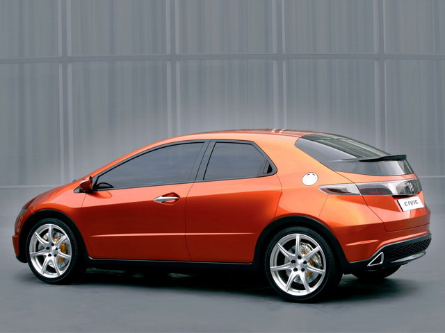 Honda Civic Concept (2005)