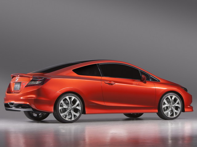 Honda Civic Si Coupe Concept (2011)