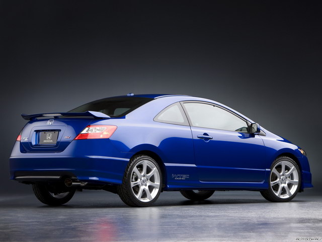Honda Civic Si Coupe Factory Performance Concept (2008)