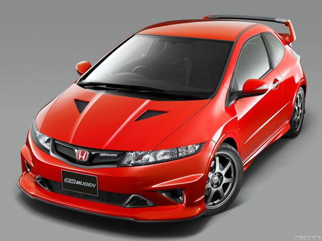 Honda Civic Type-R Mugen Prototype (2009)