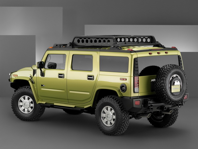 Hummer H2 Special Edition Concept (2004)