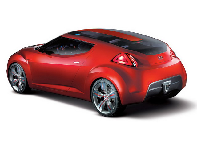 Hyundai HND-3 Veloster Concept (2007)