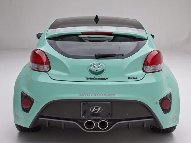 Hyundai Veloster JP Edition Concept (2012)