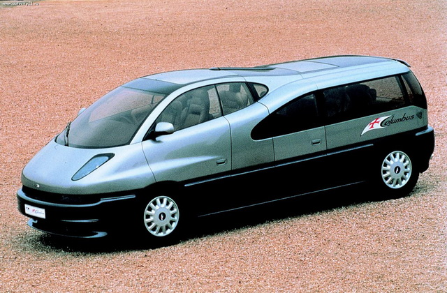 ItalDesign Columbus Concept (1992)