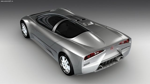 ItalDesign Vadho Concept (2007)