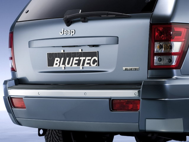 Jeep Grand Cherokee BLUETEC Concept (2006)