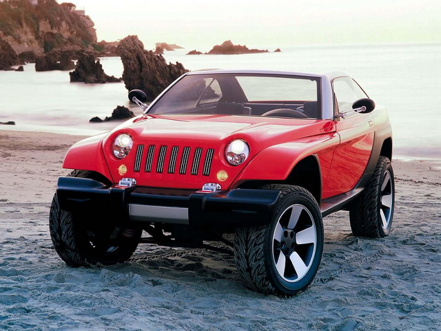 Jeep Jeepster Concept (1998)