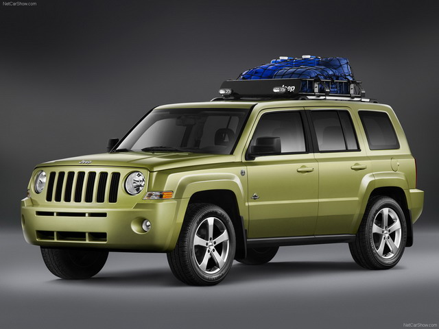 Jeep Patriot Back Country Concept (2008)