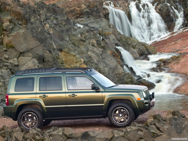 Jeep Patriot Concept (2005)