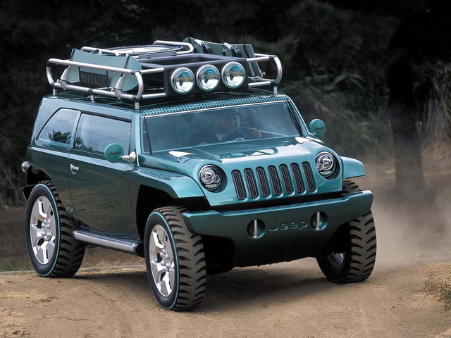 Jeep Willys II Concept (2002)