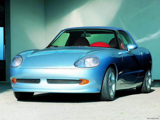 Karmann Idea Roadster Prototype (1991)