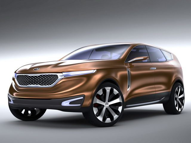 Kia Cross GT Concept (2013)