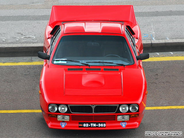 Lancia Rally 037 Stradale Concept (1982)