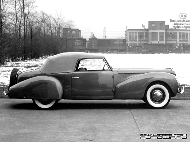 Lincoln Continental Mark I Prototype (1939)