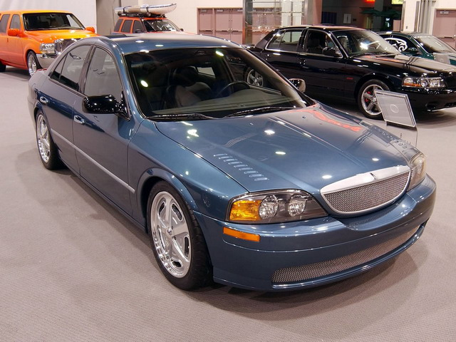 Lincoln LS So-Cal Concept (2002)