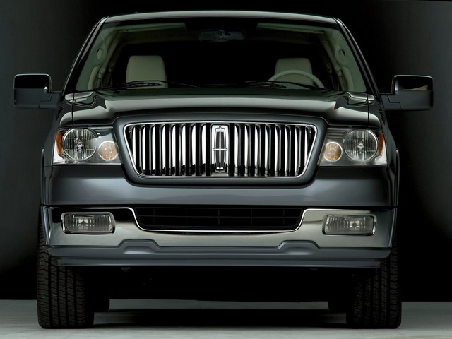 Lincoln Mark LT Prototype (2004)