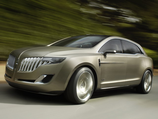 Lincoln MKT Concept (2008)