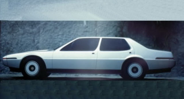 Lotus Eminence Concept (1980)