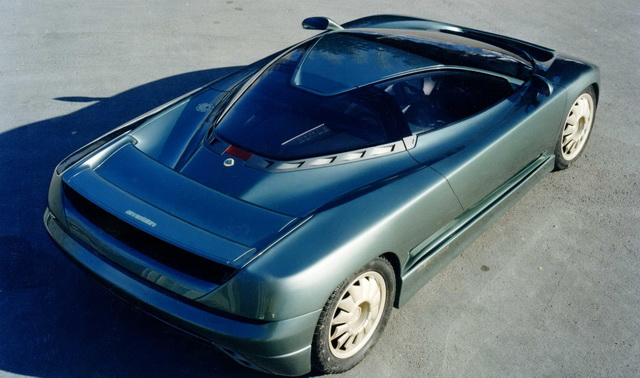 Lotus Emotion Concept (Bertone) (1991)