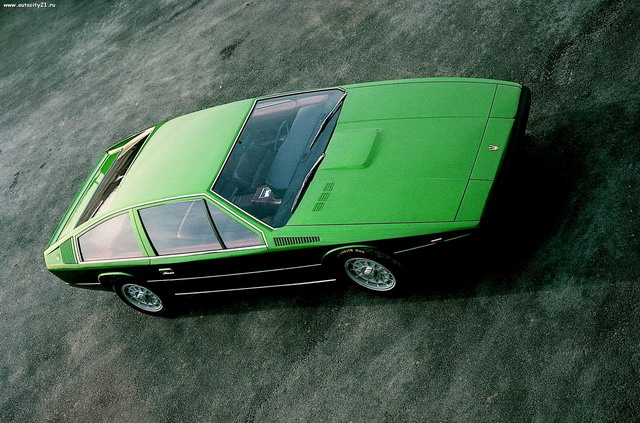 Maserati 2x2 Coupe Concept (ItalDesign) (1974)