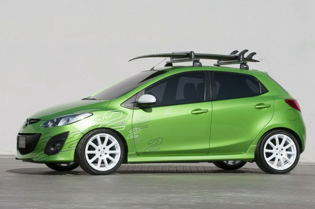 Mazda Active2 Surf Concept (2009)