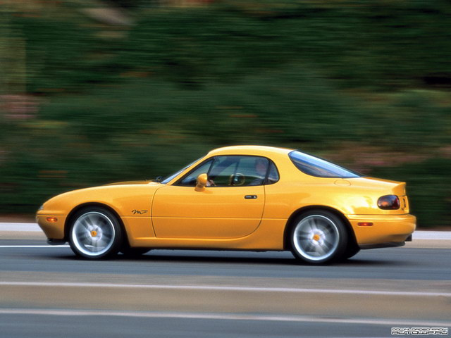 Mazda MX-5 Coupe Concept (1992)