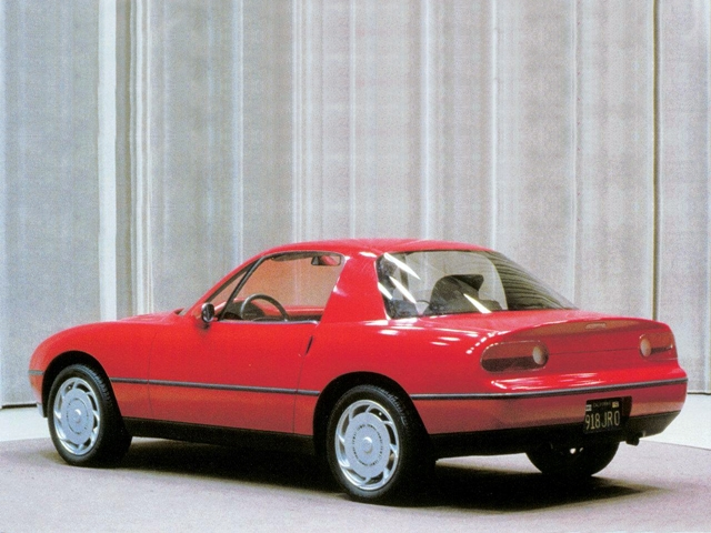 Mazda MX-5 Coupe Prototype (1988)