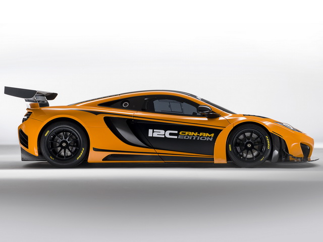 McLaren MP4-12C GT3 Can-Am Edition Concept (2012)