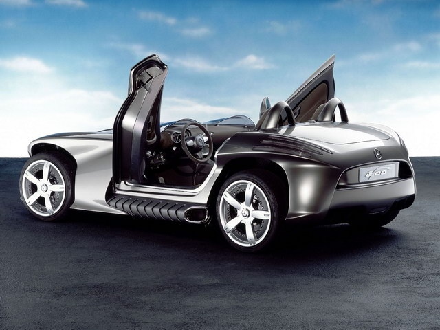 Mercedes-Benz F400 Carving Concept (2001)