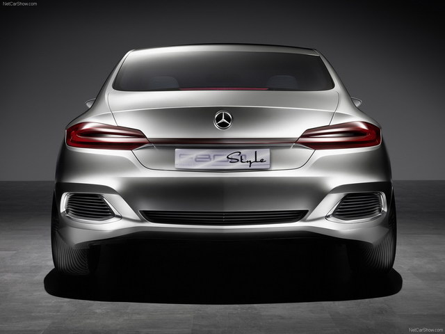 Mercedes-Benz F800 Style Concept (2010)