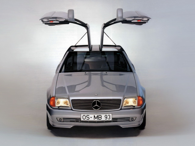 Mercedes-Benz R129 Gullwing Prototype (Karmann) (1993)