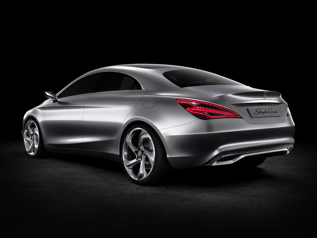 Mercedes-Benz Style Coupe Concept (2012)