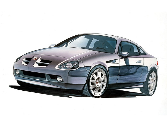 MG X80 Concept (2001)