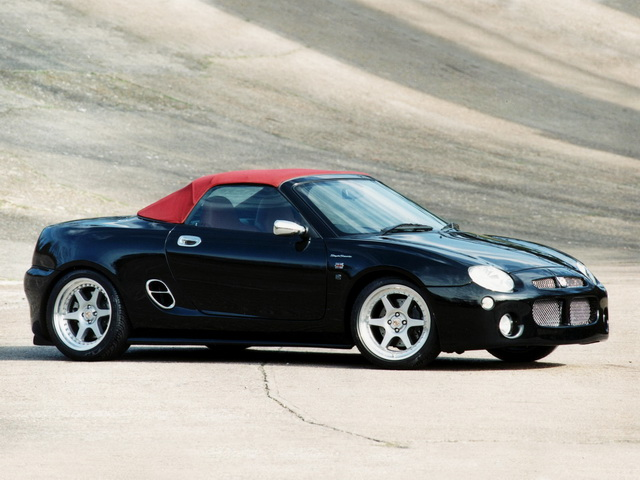 MGF Super Sports Prototype (1999)