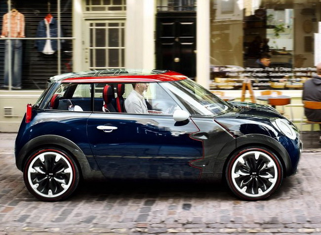 Mini Rocketman Concept (2012)