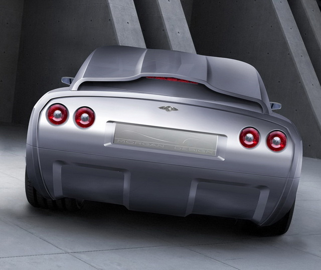 Morgan LifeCar Concept (2008)