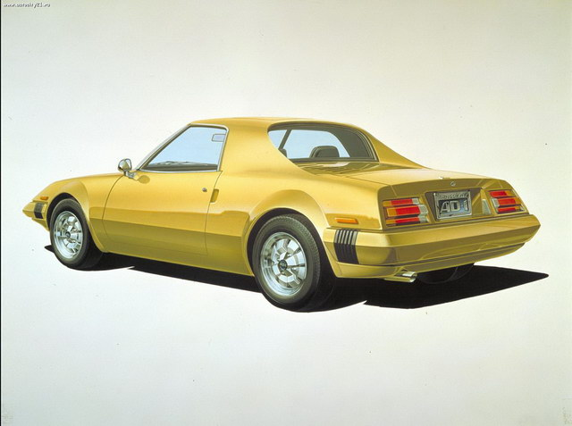 Nissan AD-1 Concept (1975)